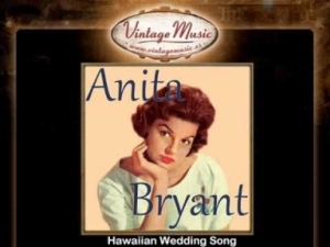 Anita Bryant - Hawaiian Wedding Song